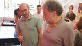 Ahmet Hakan'dan tartışma yaratan ziyaret