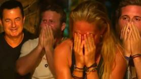 Survivor yarışmacıları gözyaşlarına boğuldu!