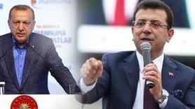 Erdoğan'dan flaş İmamoğlu açıklaması!