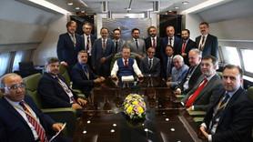 Erdoğan'ın uçağındaki gazeteciler neden değişti?