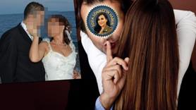 10 yıllık evliliğine ihanet gölgesi düştü!