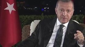 Erdoğan'dan TRT 1 spikerine tepki!