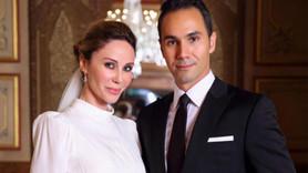 Demet Şener-Cenk Küpeli nikahından ilk fotoğraf!