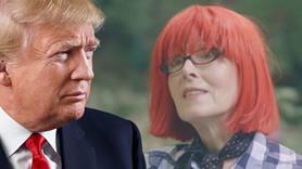 """Donald Trump bana tecavüz etti"""