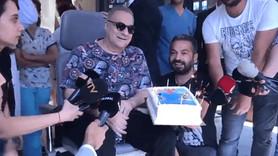 Mehmet Ali Erbil hastaneden taburcu oldu!
