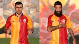 Galatasaray'dan iki bomba transfer