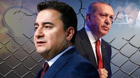 Erdoğan, Ali Babacan'a açıkça sordu!