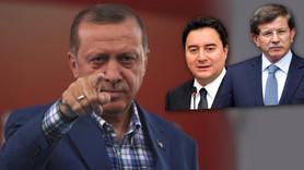 Erdoğan iki ismi o dizelerle hedef aldı!
