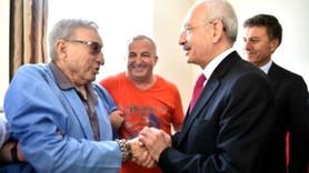 Kılıçdaroğlu'ndan sanatçı Haldun Dormen'e ziyaret