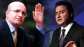 Mehmet Şimşek Babacan'ın yanında olacak mı?