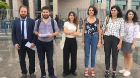 Gazeteci Dayanışma Ağı'ndan suç duyurusu!
