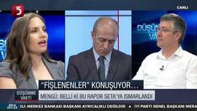 CNN Türk'ten atılmamı Cumhurbaşkanı Erdoğan istedi