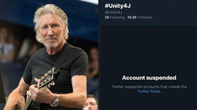 Roger Waters'tan Twitter'a 'Assange' tepkisi
