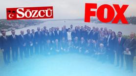 Sözcü ve Fox TV'den ayrımcılığa tepki