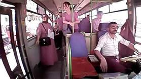 Otobüsten düşen genç kız hayatını kaybetti