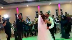 Haluk Levent evlenen çiftin 'düğününü bastı'