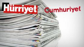 Cumhuriyet tirajda Hürriyet'i yakaladı mı?