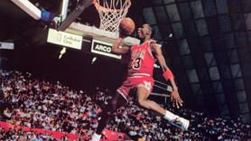 Michael Jordan'ın rekoru tarihe gömüldü!