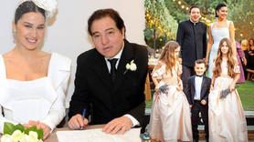 Nikahtan 6 ay sonra düğün yaptılar!