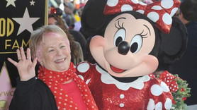Minnie Mouse'un sesi hayatını kaybetti