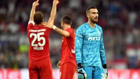 Bayern Münih'ten Fenerbahçe'ye 36 dakikada 6 gol