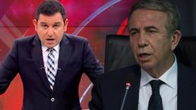 Fatih Portakal'ın Ankara iddiasına jet yanıt!