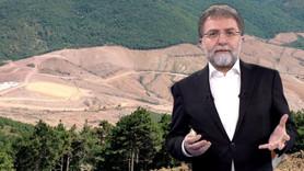Ahmet Hakan'dan Kaz Dağları tepkisi!