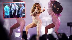 Jennifer Lopez gitti! Dikkat çeken detay!