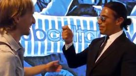 Modric ile video koyan Nusret'e tepki