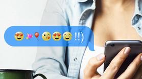 Emoji kullananlar daha çok seks yapıyor