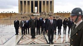 Anıtkabir komutanına İmamoğlu faturası