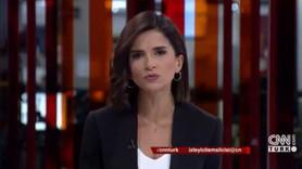 CNN Türk spikeri gözyaşlarına boğuldu
