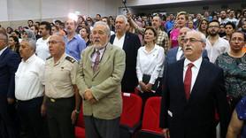 Zafer Haftası etkinliğinde İstiklal Marşı krizi