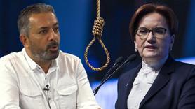 Karar yazarından Akşener'e 'idam' tepkisi!