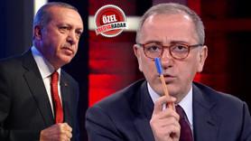 Altaylı'dan takipçisine olay Erdoğan yanıtı