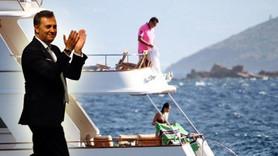 Orman'ın teknesini çalıp mülteci kaçırmışlar!