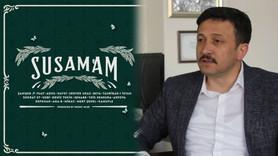 AKP'den #Susamam tepkisi! Şarkı değil Provokasyon