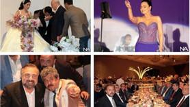 Drej Ali oğlunu evlendirdi, ünlüler akın etti!