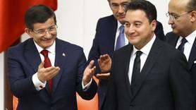 Babacan ve Davutoğlu'nun partisinde kimler olacak?