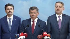 CHP'den Davutoğlu'nun istifasına ilişkin açıklama