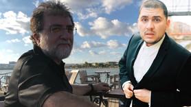 Ahmet Hakan tatile 'hanut' ile mi çıktı?