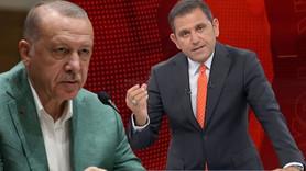 Portakal'dan Erdoğan'a 'yalan haber' yanıtı