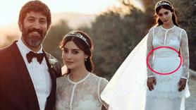 Sessiz sedasız evlenmişti! Ünlü oyuncu hamile mi?