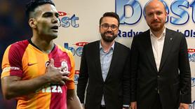 Bilal Erdoğan'dan Radamel Falcao'ya davet!