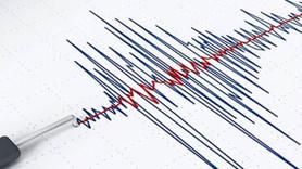 İzmir güne depremle uyandı!