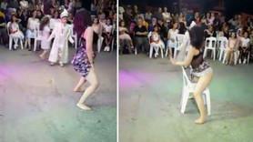 Sünnette sahneye çıkarılan dansözlere gözaltı