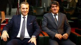 Beşiktaş'ta ilk başkan adayı belli oldu