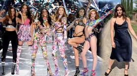Victoria's Secret tarihinde bir ilk!