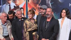 Cem Yılmaz'ın yeni filminin galasına ünlü yağdı