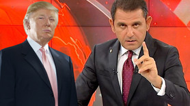 Fatih Portakal'dan dikkat çeken Trump mesajı